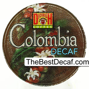 Diedrich Columbia Decaf K-Cup