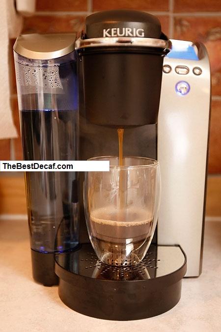 decaf kcups in keurig coffee machine - Decaf K Cups