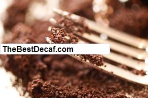 Kuerig decaf Coffee Grinds