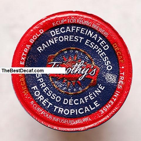 rainforest espresso kcups - Decaf K Cups