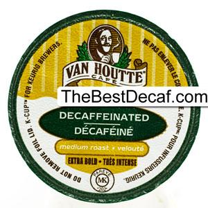 Van Houtte Extra Bold Decaf K-cup (medium Roast)