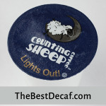 """Counting Sheep """"Lights Out"""" Decaf K-Cup Review"""